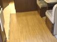 Allure vinyl planks in RV