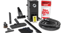 Dirt Devil CV1500 RV central vacuum system