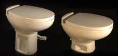 Thetford Launches Residential-Sized RV Toilet Called The Aqua Magic Residence