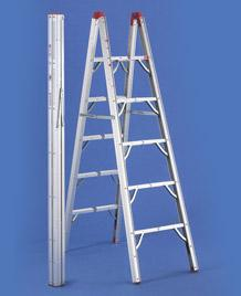 GPL Compact Folding RV Ladder