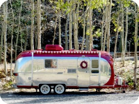 christmas rv decorations showcase image image - Christmas Camper Decoration