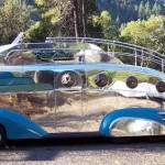 1972 GMC Motorhome Becomes Flash Gordon Motorhome