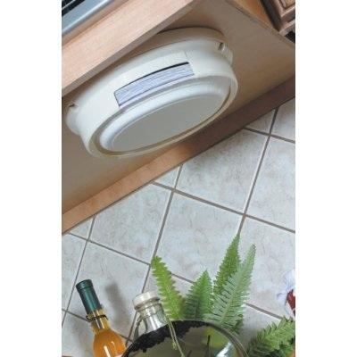 CAMCO POP-A-PLATE Paper Plate Dispenser Installed