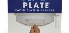 CAMCO POP-A-PLATE Paper Plate Dispenser