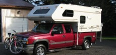 DIY'er Completes Dozens Of RV Renovations On His 2000 Lance 810 Truck Camper.