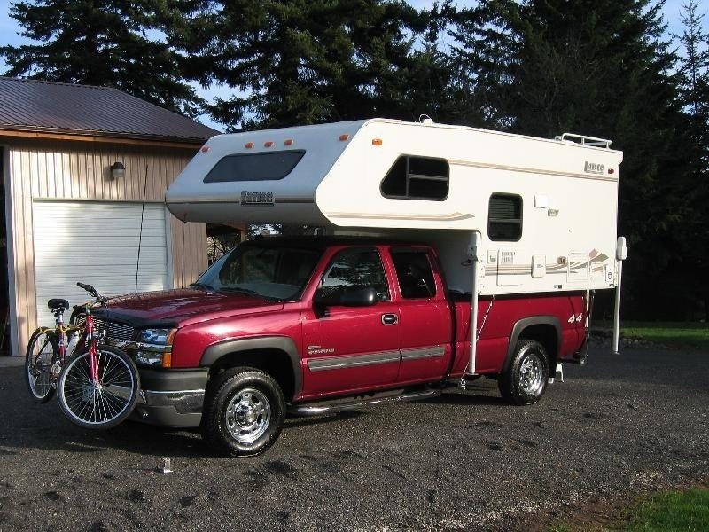 Rv Renovations On A 2000 Lance 810 Truck Camper