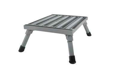 Best RV Step Stool? Stromberg Carlson Pro Aluminum Folding Platform Step