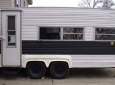 travel trailer renovation