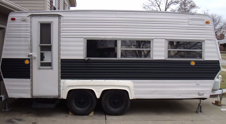 Great Travel Trailer Renovations Project 2 Part Series
