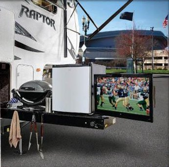 The Ultimate Outdoor Rv Tv Sunbrite Tv Doityourselfrv