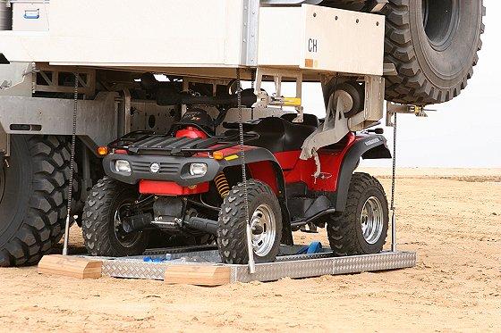 ATV vehicle