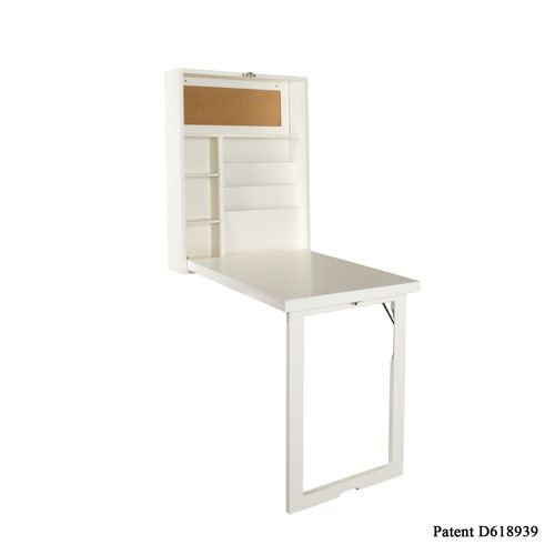 Fold Open Convertible RV Table Desk DoityourselfRVcom