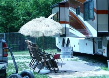 The Ultimate Outdoor RV TV – Sunbrite TV