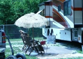 The Ultimate Outdoor RV TV – Sunbrite TV