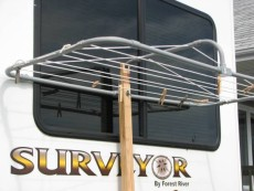RV Clothes Line 5