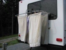 RV Clothes Line 6