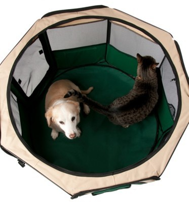 Precision Pet Portable RV Dog Pen