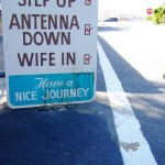 RV FUNNY RV PARK SIGN 1