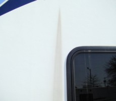 Danny D RV Tips: RV Fiberglass Cleaner to Remove Black Streaks