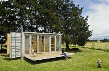 RV Pod: Shipping Container or Something More?