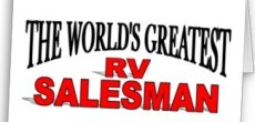 Funny RV: Dad and Son are Natural Salesmen