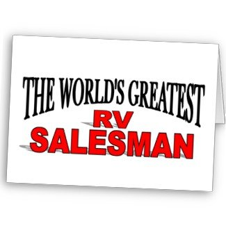 RV Saleman RV Funny