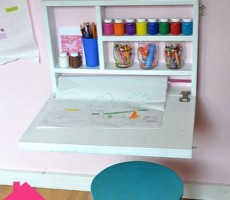 Follow Up: DIY RV Table / Desk – How To