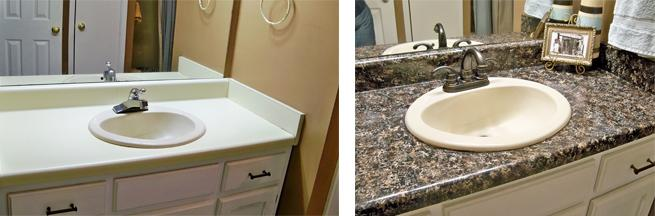 Giani Granite Paint Kit For RV Countertops + How TO