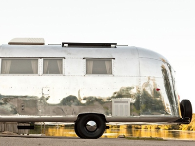 Runaround Sue: Vintage Airstream Renovation Project