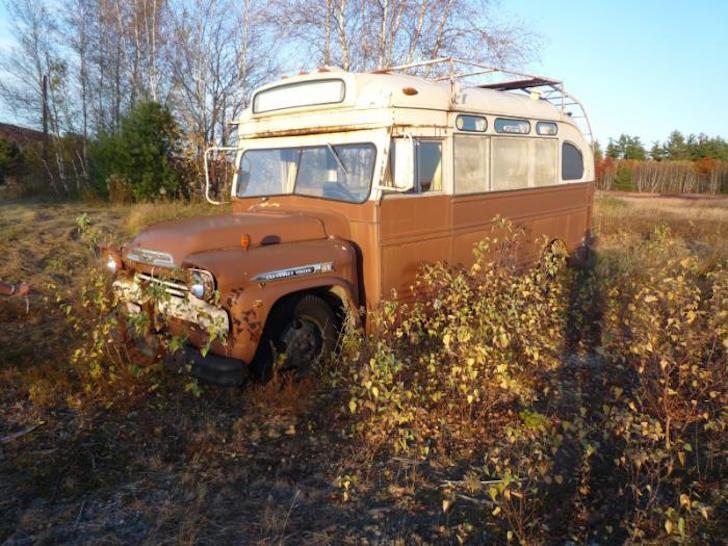 Winkelman VIking short bus restoration