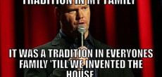 RV joke humor jim gaffigan