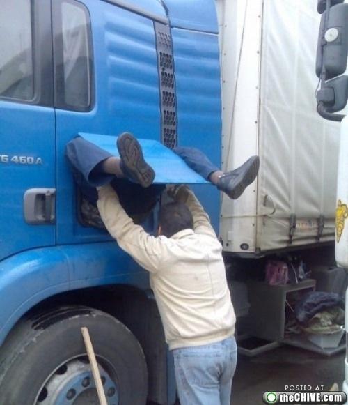 Funny RV Repair