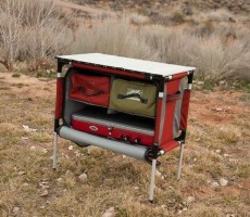 Camp Chef Sherpa Camping Table and Organizer
