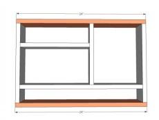 DIY RV Table Desk 5