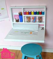 DIY RV Table Desk 8