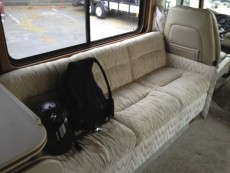 BEFORE RV REMODEL 1990 Barth Regal  4