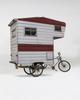 Custom RV Art Camper Bike 2