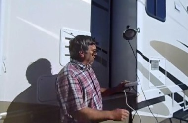 Danny D RV Tips for RV Electric Outdoor Appliances: Create a $20 Light Switch