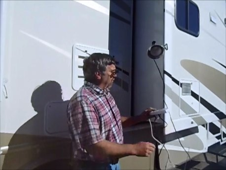 Danny D RV Tips RV outdoor appliances