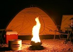 Portable Fire Pit RV 4