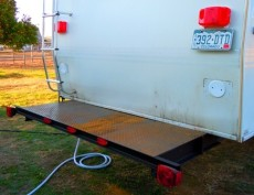 RV BUMPER RACK 5