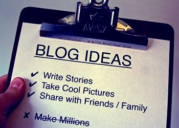 How To: Create Your Own RV Blog – Where to Start