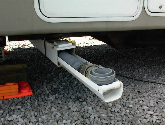 Rv Mods Sewer Hose Storage Ideas And Examples
