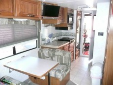 RV MODS fOUR wINDS sUPER C FUN MOVER 2