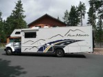 RV MODS fOUR wINDS sUPER C FUN MOVER 5