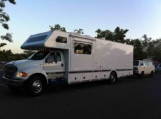 RV MODS fOUR wINDS sUPER C FUN MOVER 6
