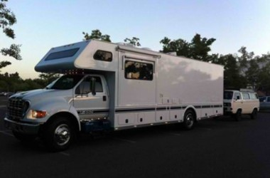 RV Mods: Extensive List of RV Mods Four Winds Super C Fun Mover