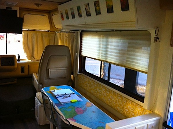 Pin Images Of Rv Renovation Other Space Designs Decorating Ideas Hgtv ...