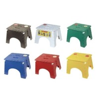 RV Step Stool B&R EZ Foldz Step Stool
