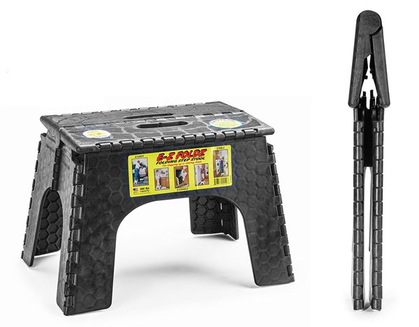 sc 1 st  DoItYourselfRV & RV Step Stool: B\u0026R EZ Foldz Step Stool - Cost Effective Way to Reach islam-shia.org